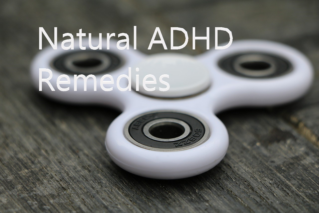 Natural Remedies for ADHD. Alternative to Adderall.