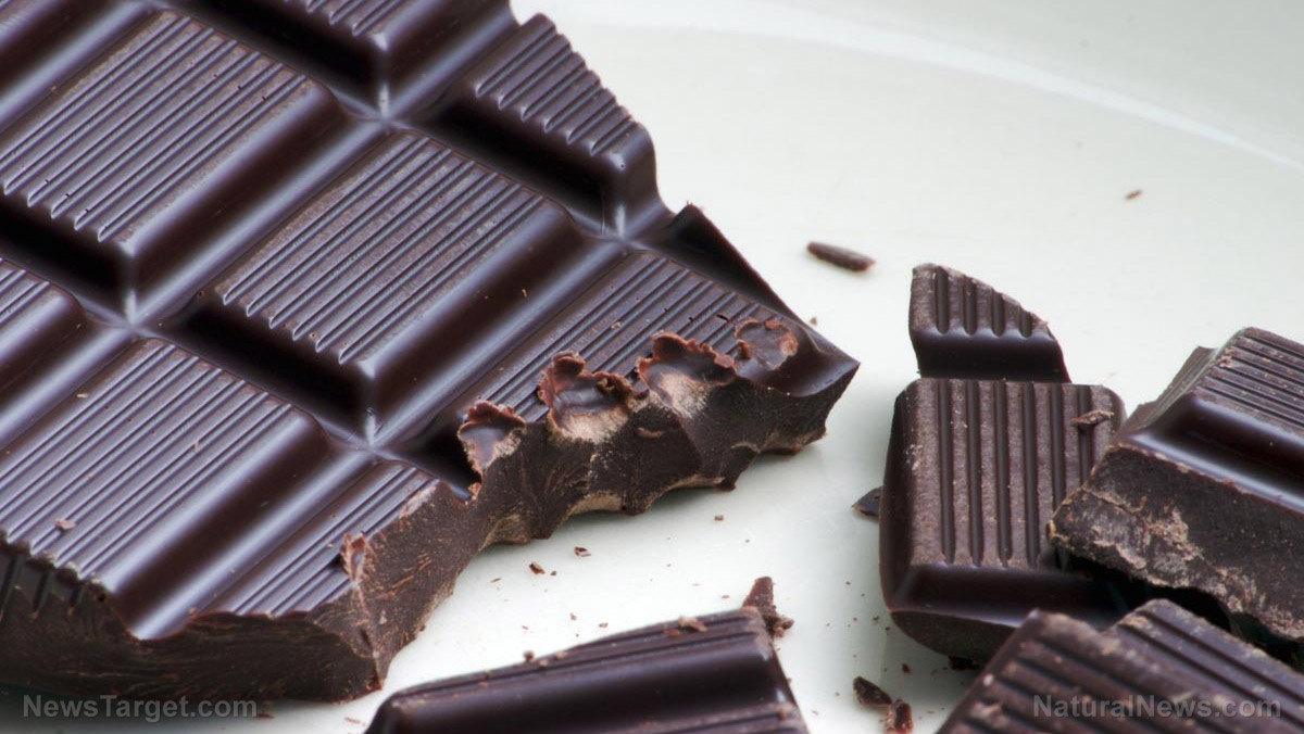 When it comes to chocolate, the darker the better: Dark chocolate reduces stress while improving memory