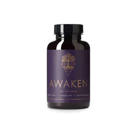 Awaken All Natural Nootropic Brain Nutrition Supplement