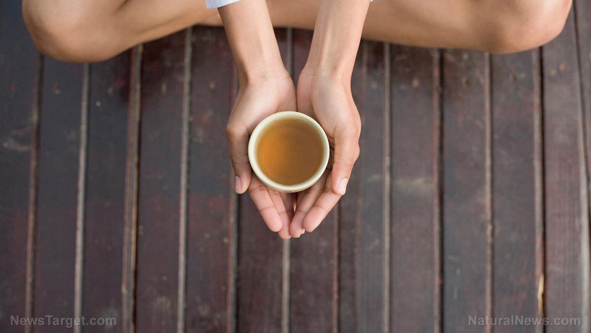 Compound found in green tea dissolves dangerous plaque found in blood vessels
