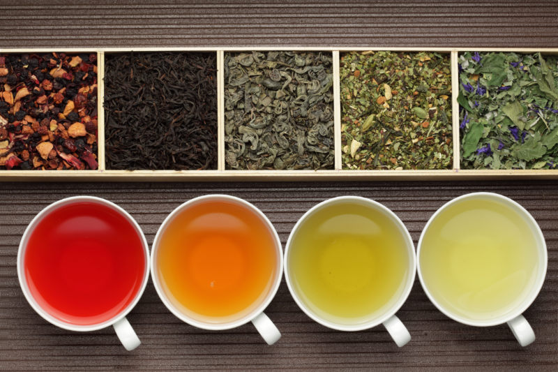Herbal Teas to Help Strengthen Your Mental Health