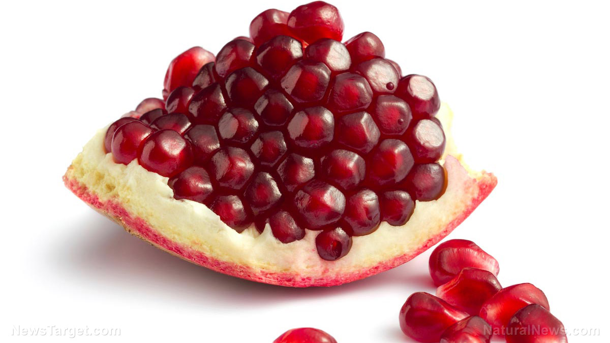 The brain-boosting effects of pomegranates, even after a stroke