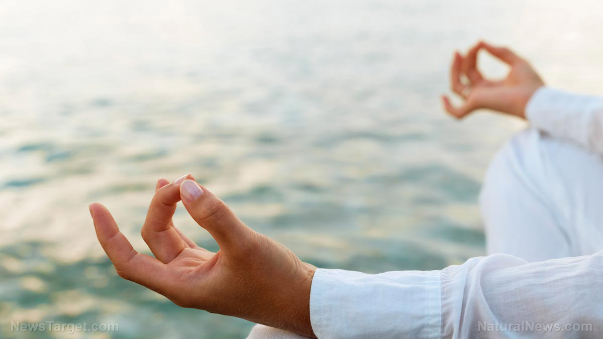 Meditation, yoga, and prayer reduces your need for health care services by 43%