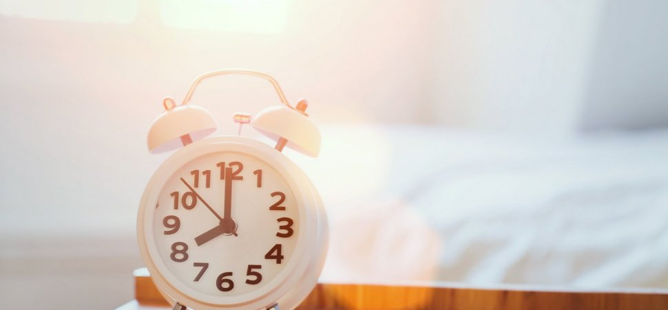 Do These 3 Things in the Morning to Stay Energized All Day