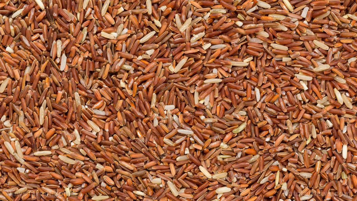 Eat more brown rice for a healthier brain