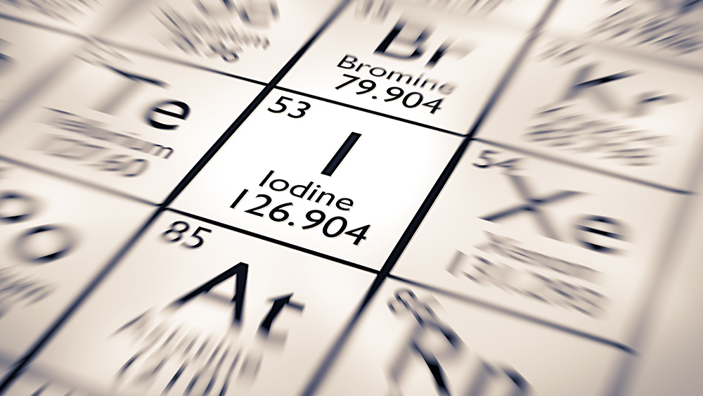 Iodine deficiency is on the rise in industrialized countries