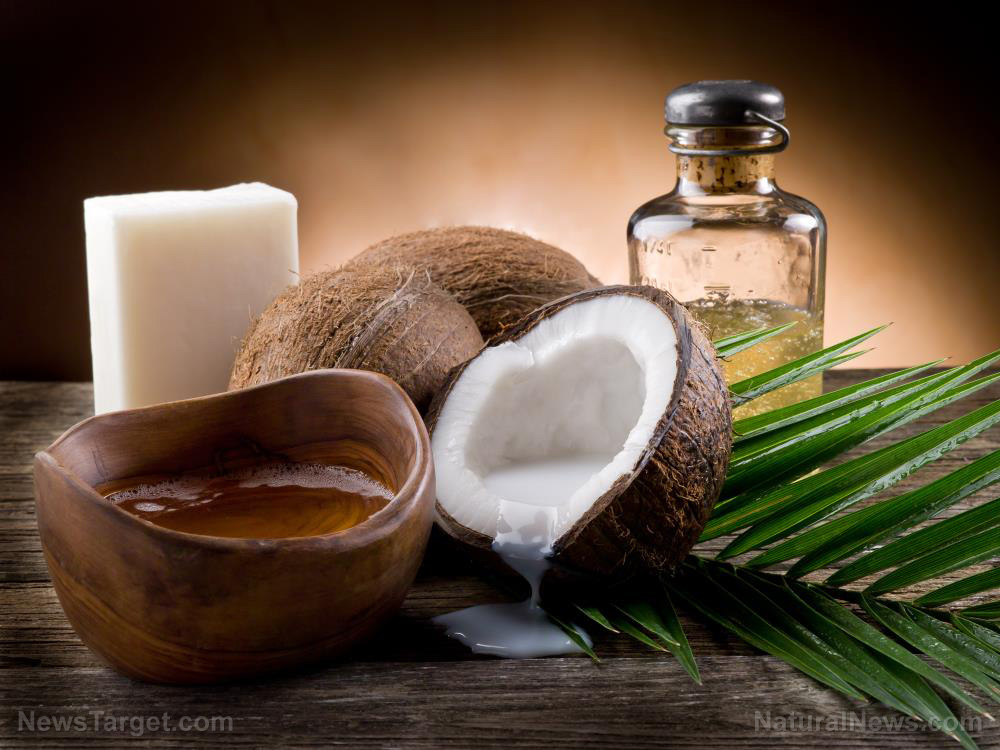 """Harvard quack spreads fear about coconut oil, claims it's """"pure poison"""" and recommends eating LARD instead"""