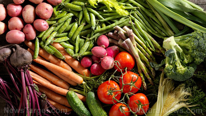 Nourish your brain by choosing organic food