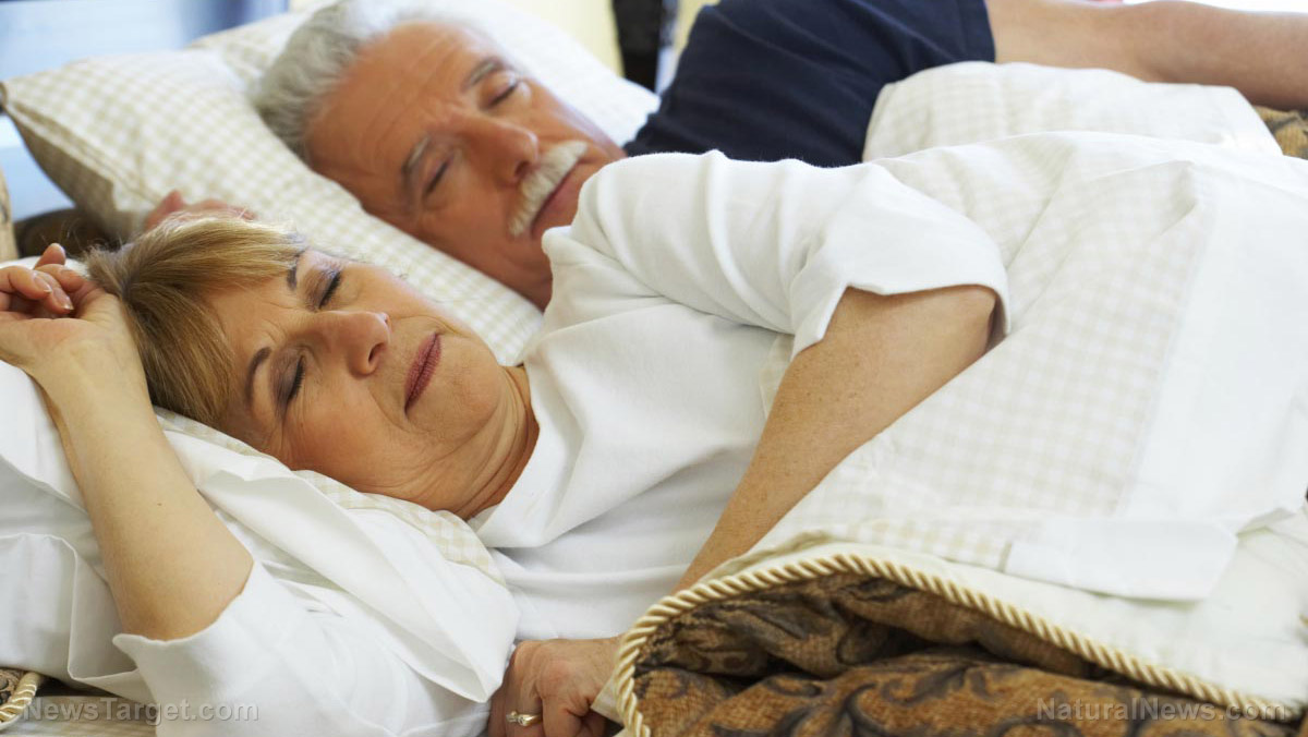 Older people who take sleeping pills have double the risk of fracturing their hips