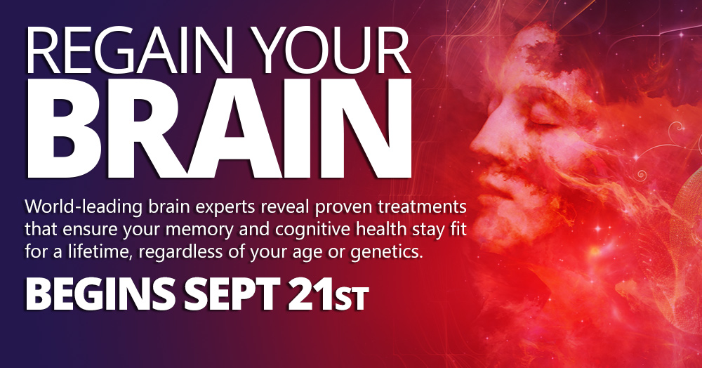 Leading brain experts teach you how to restore your mind to optimal health