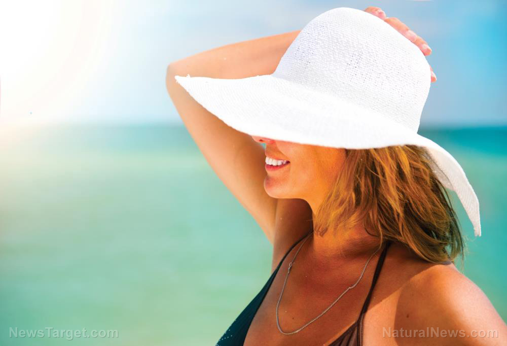 Foods that prevent sun damage and heal your skin