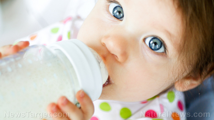 Researchers add prebiotics to infant formula in an effort to improve learning, memory, brain development to match that of breastfed babies