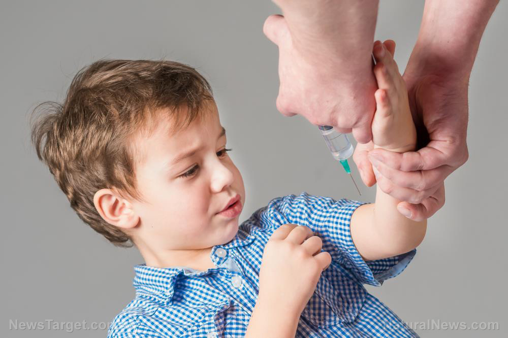 You are 550% more likely to get a respiratory infection if you receive the flu vaccine