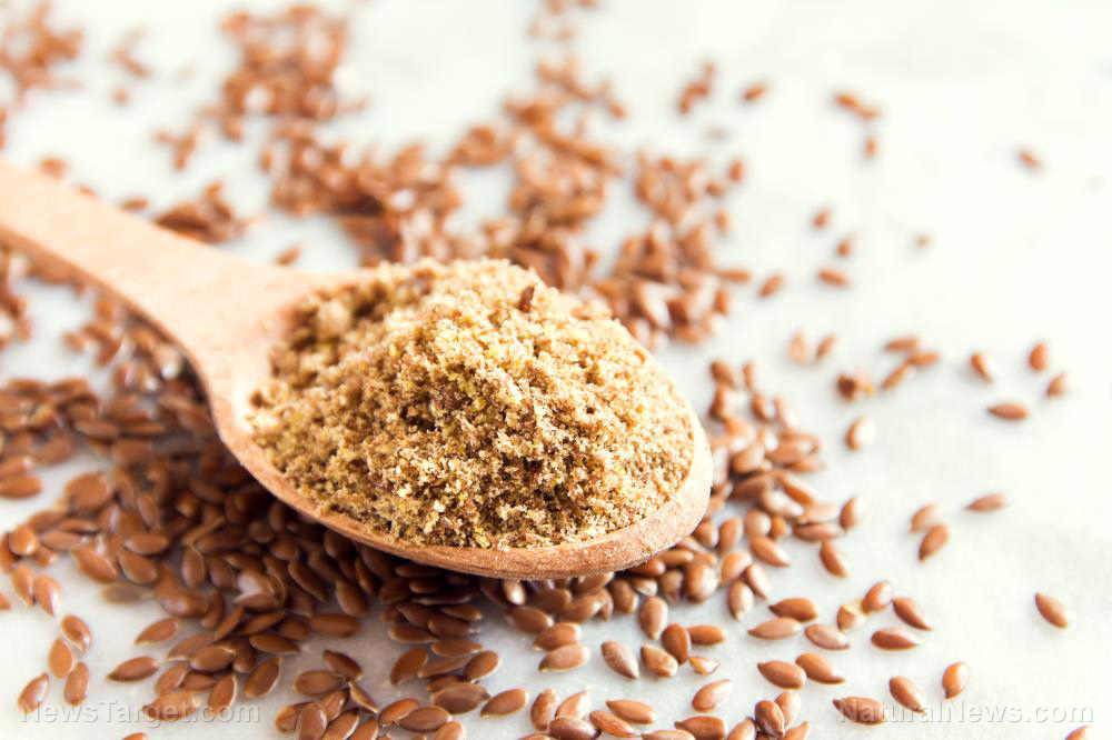 Flaxseed oil provides long-lasting pain relief in patients with knee osteoarthritis
