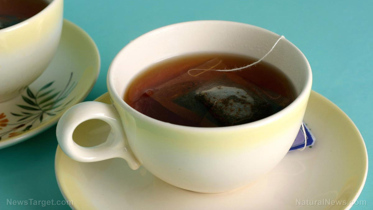 Drink more black tea to prevent this common sexually transmitted disease