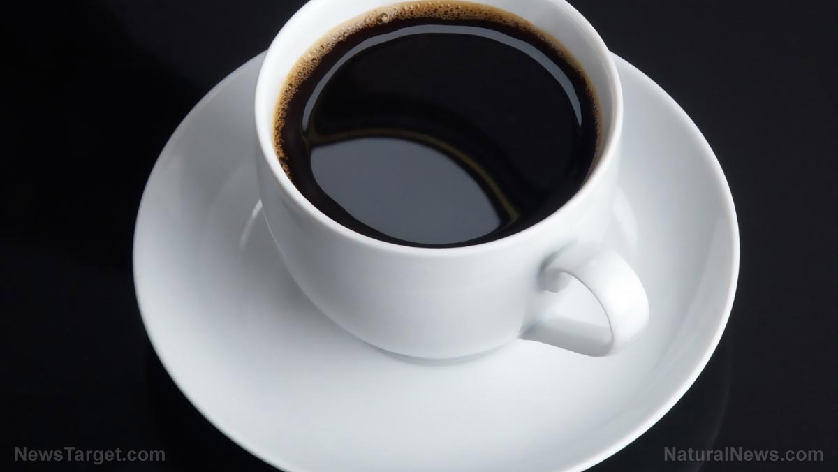 Coffee makes your brain younger: Research shows that by normalizing stress hormones, coffee reverses memory deficits