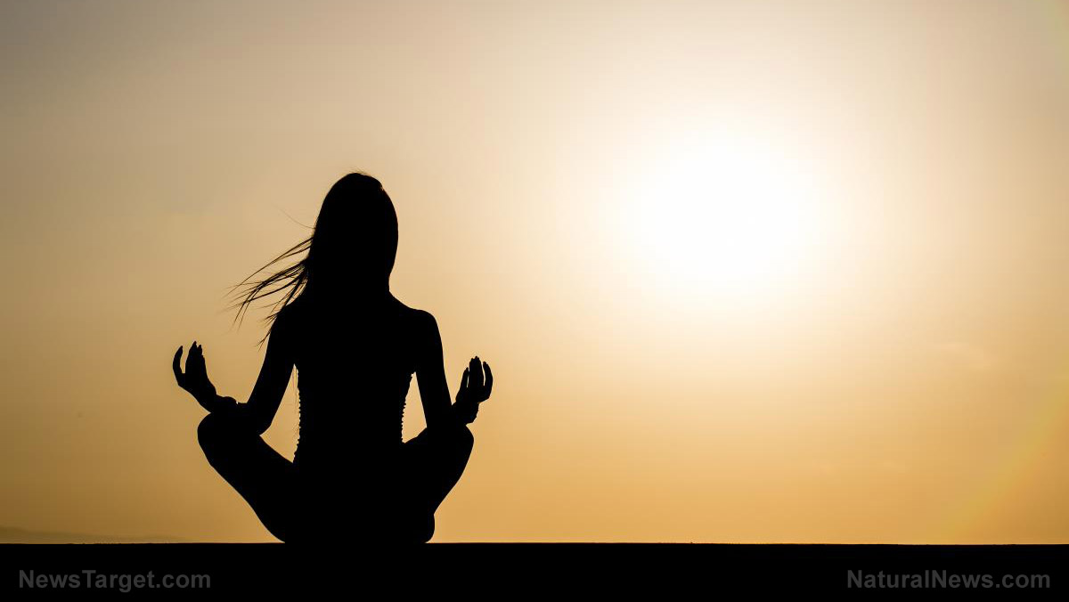 Yoga reduces depression and anxiety which can affect how you perceive pain