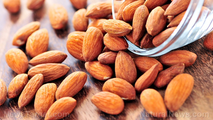 Skipped breakfast? New study suggests that snacking on almonds is a good way to compensate