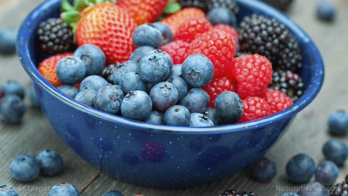 Berries are some of the best anti-cancer foods you'll ever find