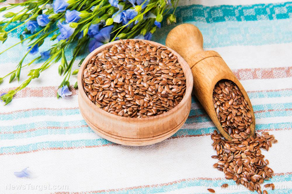 Flaxseed is one of the world's most important medicinal foods