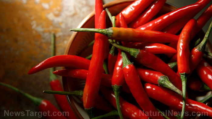 Chili peppers found to be a powerful natural cure for depression