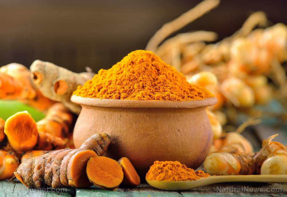 Curcumin is a powerful polyphenol that can combat the effects of chronic stress