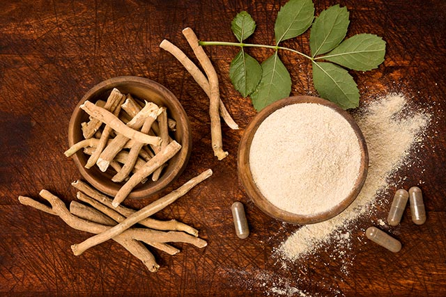 Clinical trial finds ashwagandha to be effective in managing weight in chronically stressed people
