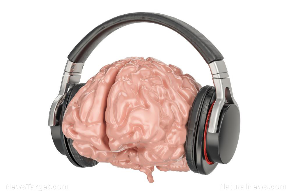 Listening to lively music does wonders for your brain
