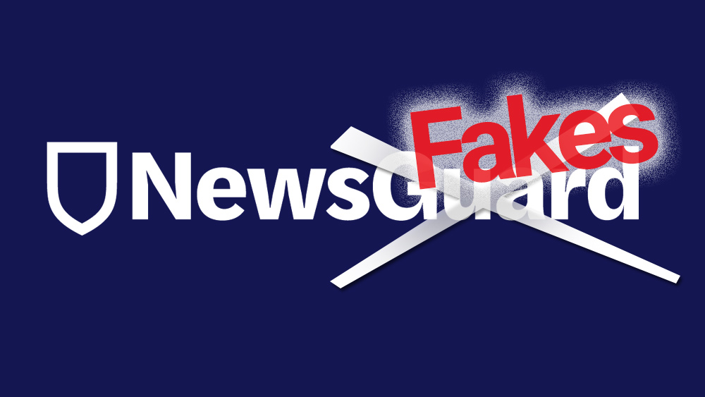"NewsGuard censorship plug-in labels confirmed media HOAXES to be ""credible"" news, while blacklisting all independent media"