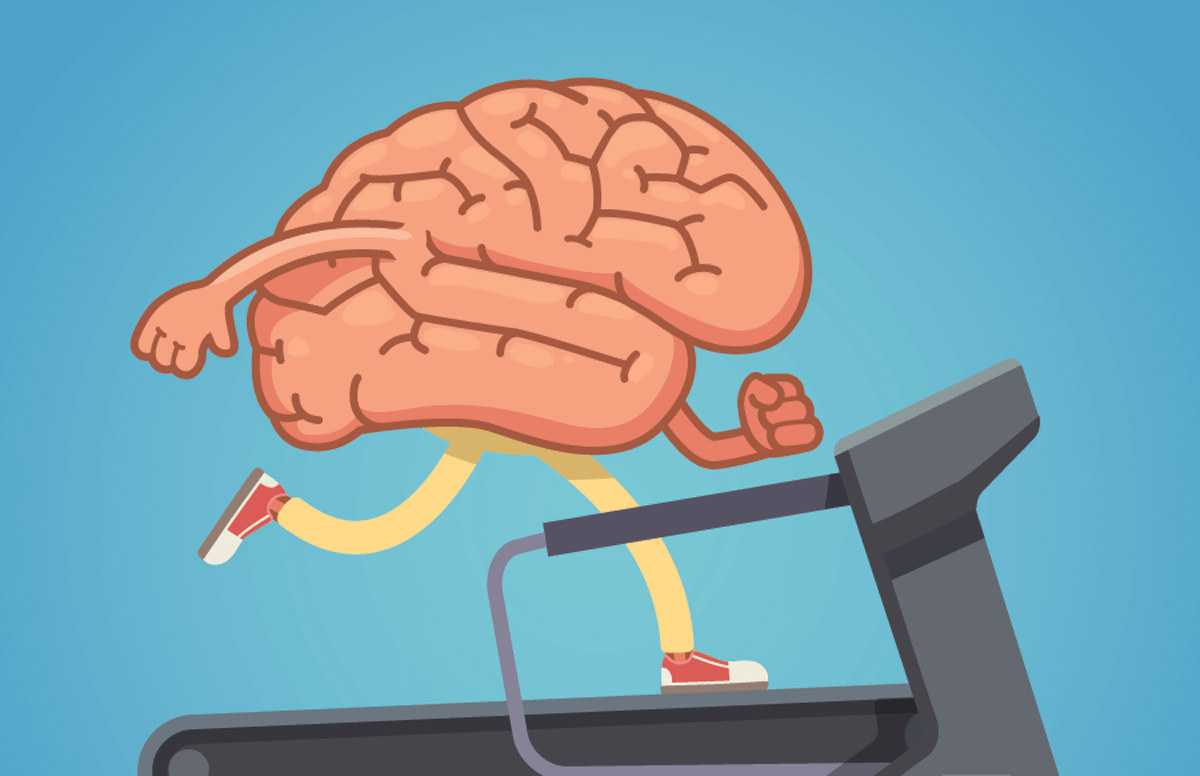 Our Brains Need Exercise, Too