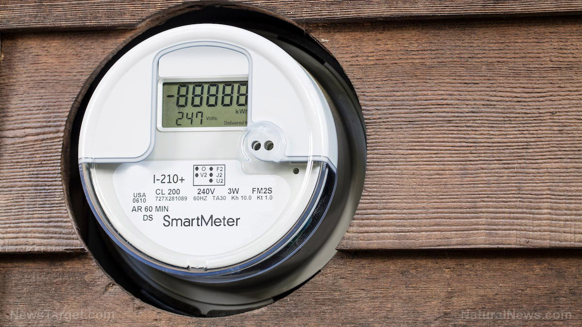 Smart Meters to start tracking dementia patients in the U.K. as Big Brother wields medical surveillance tech against its own citizens