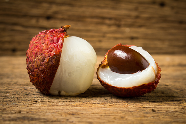 Lychee fruit found to be a potent source of anti-tumor compounds