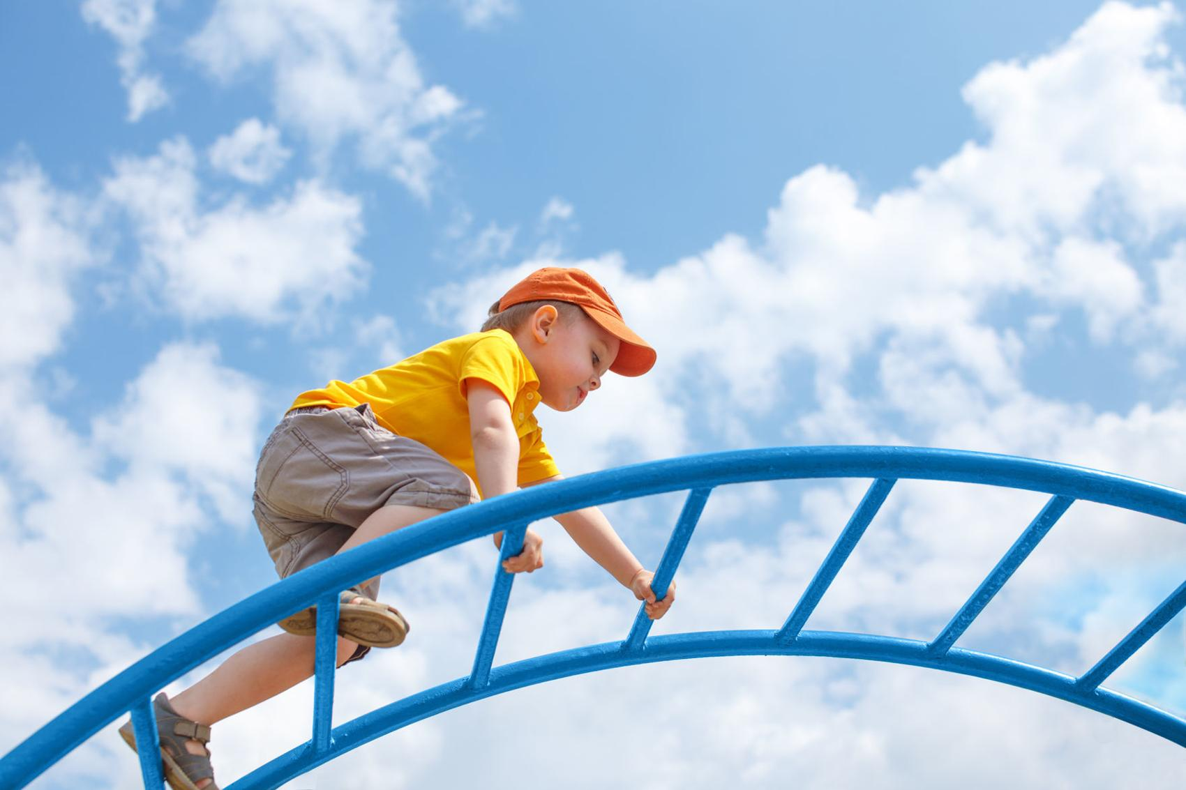 YOU, YOUR KIDS & SCHOOL: The benefits of outdoor play
