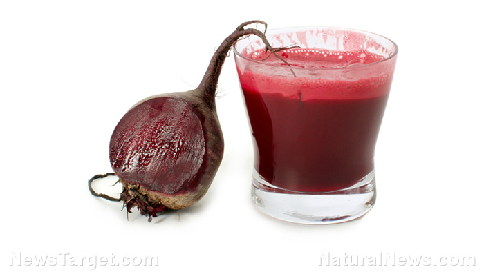 Athletes who want to boost their game are recommended to try beetroot