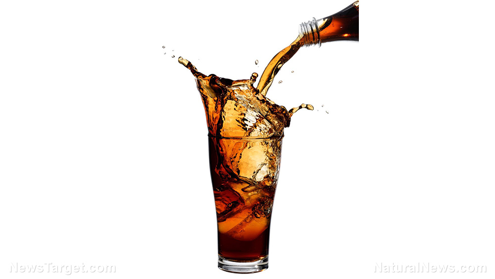 An hour is all it takes: Drinking a can of soda 'overloads' the body with sugar and damages it in just 60 minutes