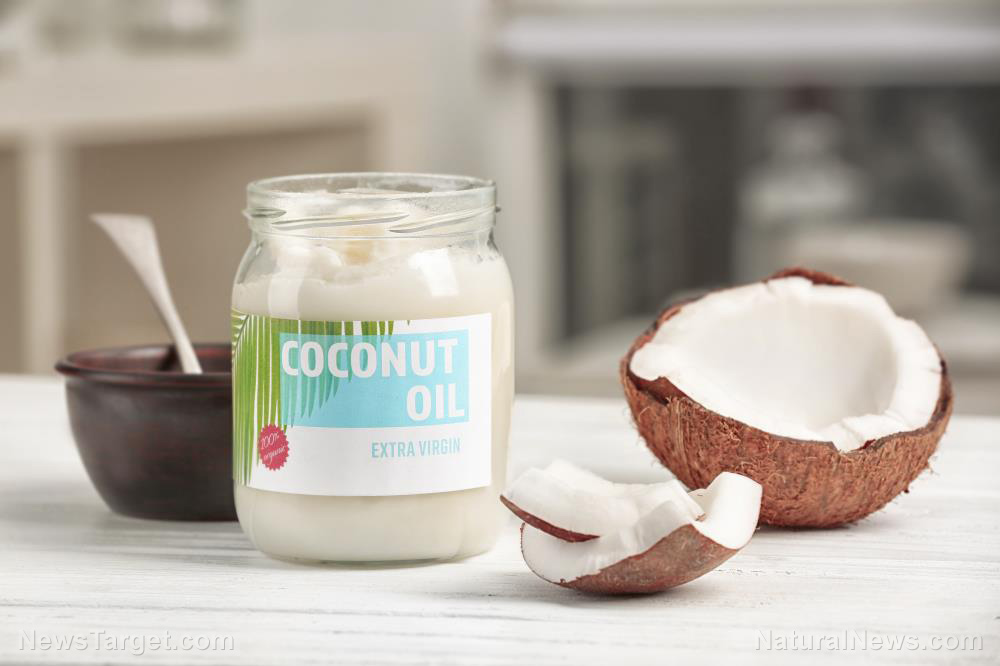 The neuroprotective benefits of coconut oil