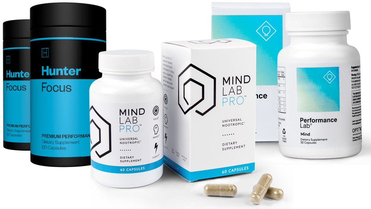 Best Nootropic supplements 2019 – Your ultimate guide