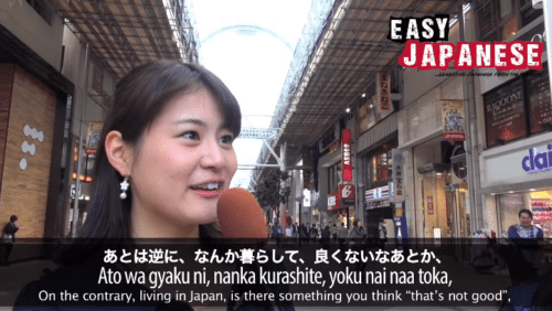Language, Culture and Learning: Learn Japanese on YouTube