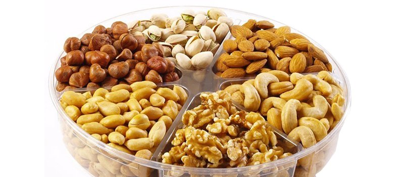 Study Finds Nuts To Be Key in Improving Brain Health