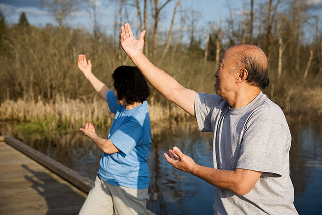 Tai chi found to benefit the brains of older people