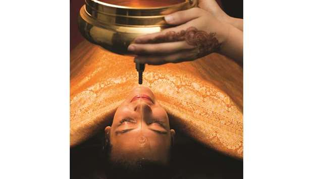 Healthy living with Wellness and Spa