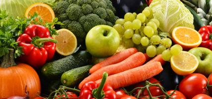 Carotenoids in foods more than pretty colors