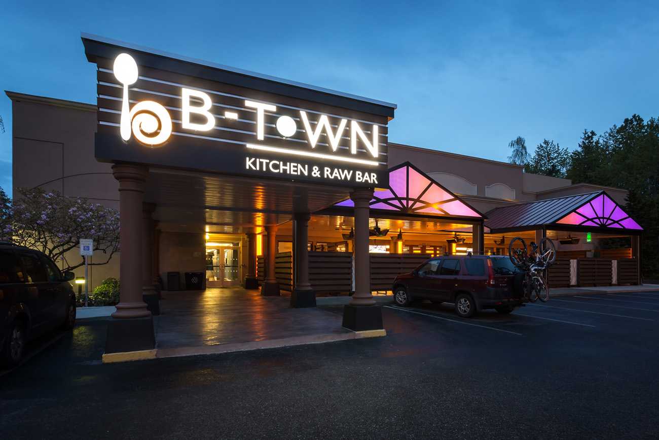 Help 'Give Back' to Local Non-Profits at Four Points by Sheraton Bellingham's B-Town