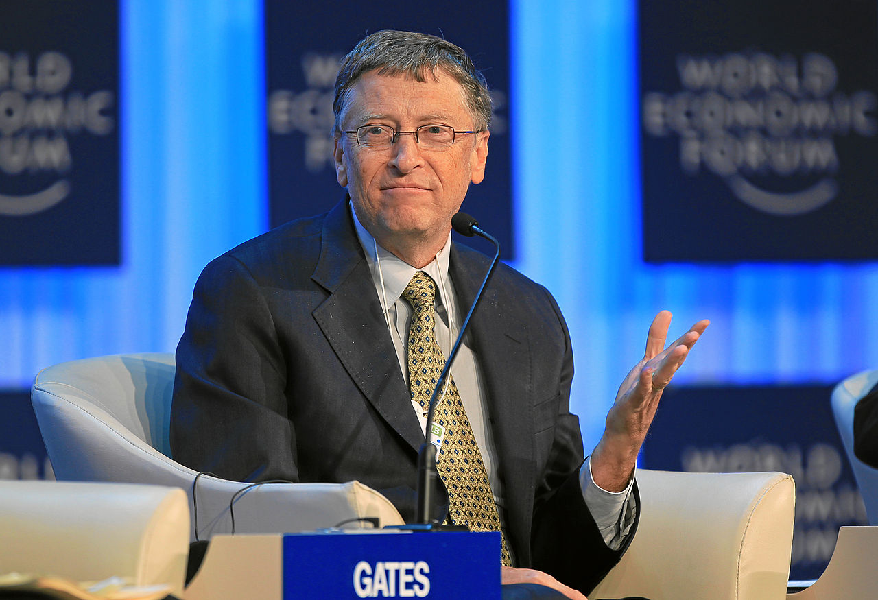 Bill Gates is funding research for more drugs: His father suffers from Alzheimer's which inspired him to invest $100M