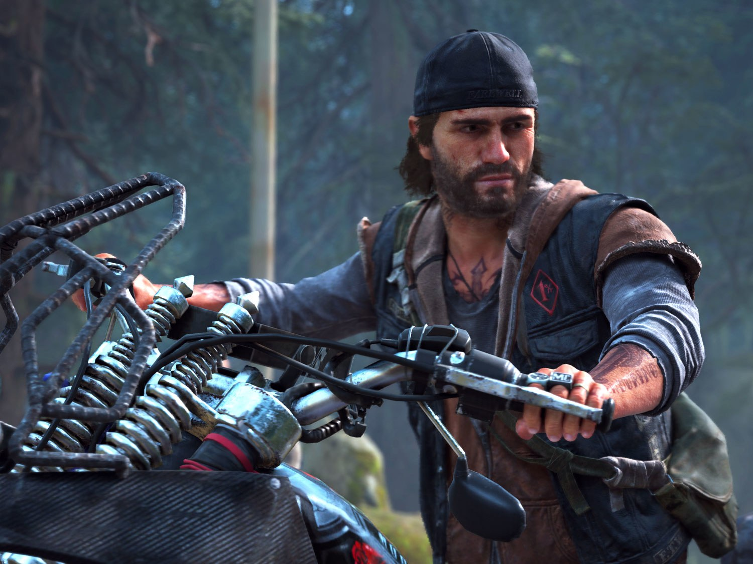 Days Gone Is Interesting But Impossible to Take Seriously