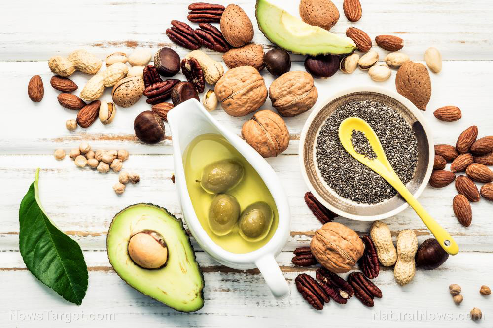 High-fat foods you should be eating more of (they're actually really good for you)