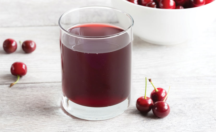 Research highlights benefits of cherry ingredients