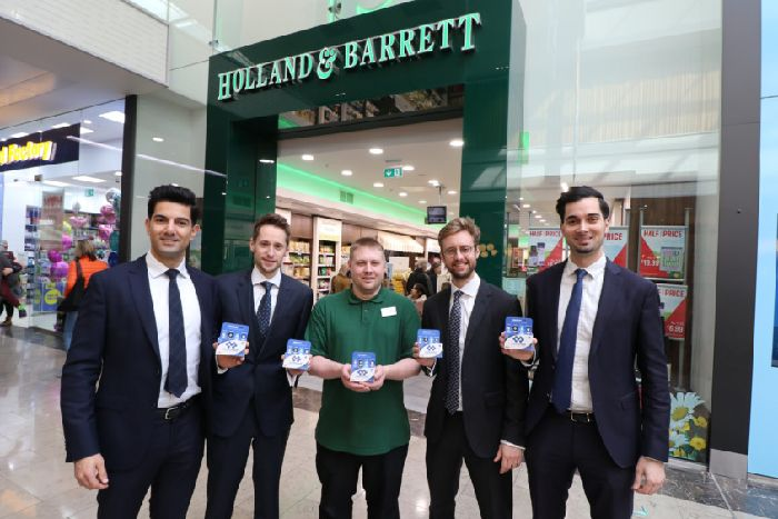Memoraid on mission to raise awareness of brain health as the memory supplement lands listing with Holland & Barrett