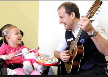 Music Therapy Provides Perfect Pitch for Wellness