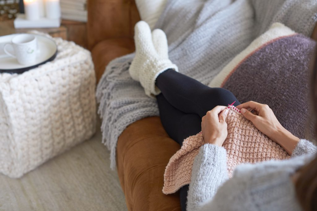 How Crochet and Knitting Heal Us